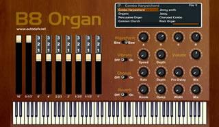 Organ Vst Plugin