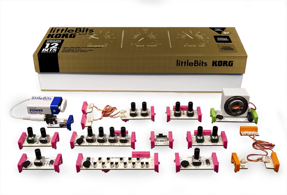 Learn To Build Your Own Synthesizer