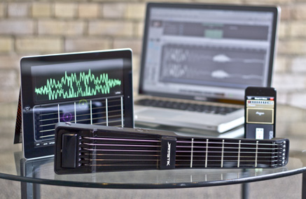 Worlds First Smart Guitar Is Amazing