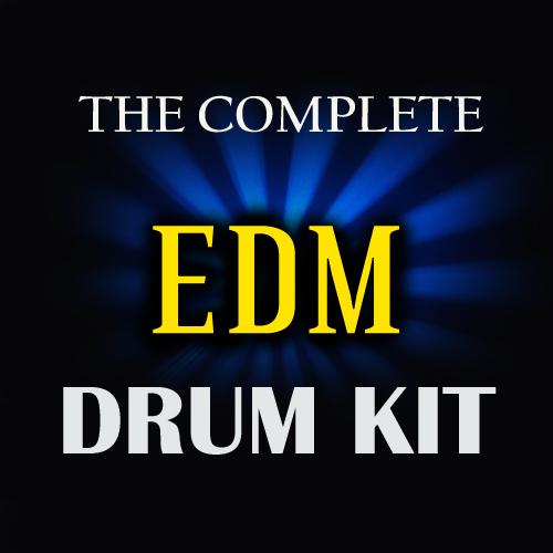 EDM Drum Kit Sounds & Samples Download