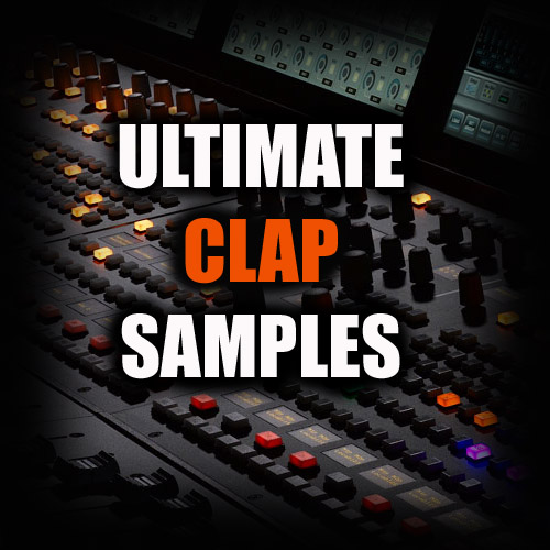 The Ultimate Clap Sample Sound Pack Download (Over 160 Samples)